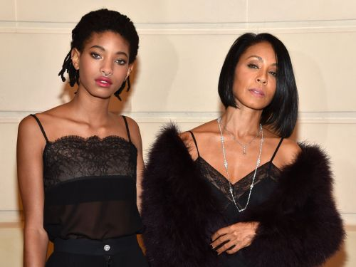 Jada Pinkett Smith posted a workout photo with her mom and her daughter Willow - and fans are calling it the definition of 'family health goals'