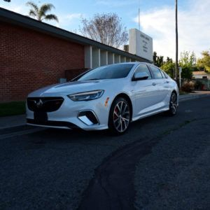 2019 Buick Regal GS Review - European Style