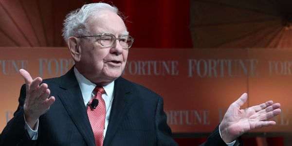 BUFFETT: There's one 'terrible mistake' long-term investors are making