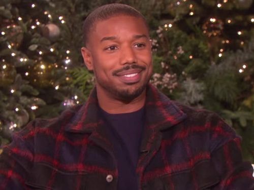Michael B. Jordan says he has hooked up with fans he met on social media: 'I'm human'