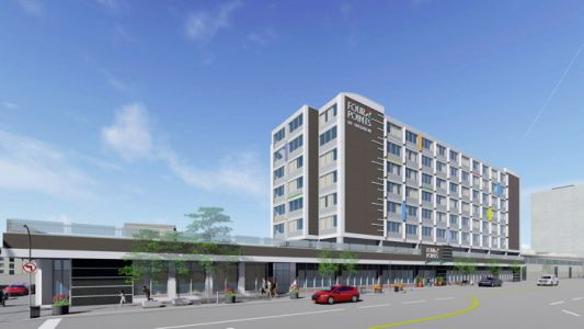 Four Points by Sheraton Opens in Downtown Windsor, Ontario