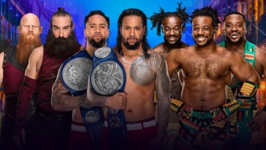 WWE WrestleMania 34: The Bludgeon Brothers Capture Smackdown Tag Team Belts From The Usos