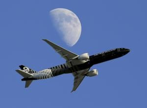 Air New Zealand orders 8 Boeing Dreamliners with GE engines