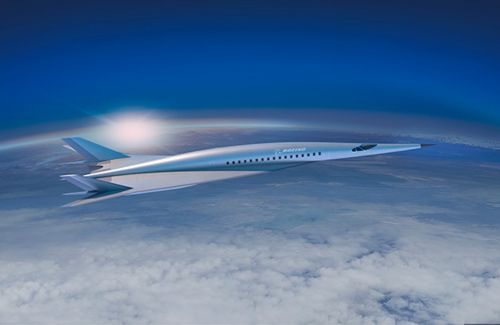 Boeing's hypersonic passenger plane concept could one day get you from London to New York in 2 hours
