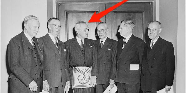 20 US presidents who belonged to shadowy secret societies