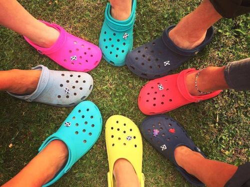 Crocs' popularity is skyrocketing amongst teens as ugly fashion takes over