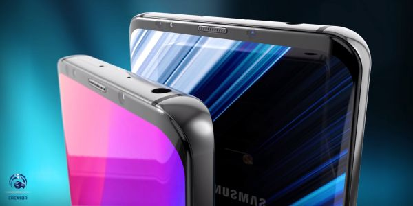 Samsung may have already figured out a way to eliminate smartphone notches