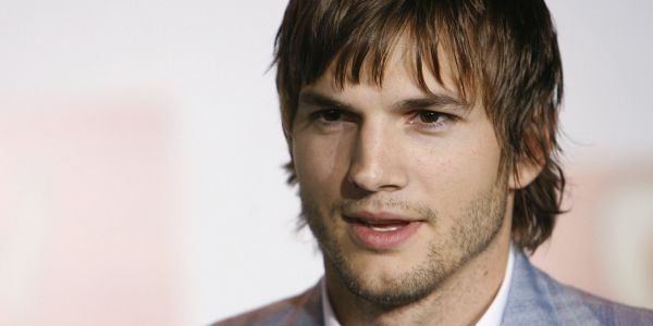 Ashton Kutcher hates cars, loves scooters