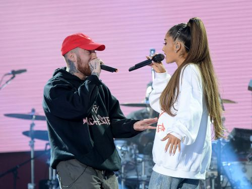 Ariana Grande tweeted the words 'trash' and 'literal bulls--' after Cardi B won the best rap album Grammy over Mac Miller