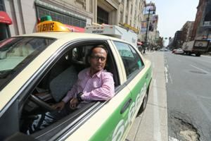 From cab to Uber to cab, drivers try to find a way to make a living