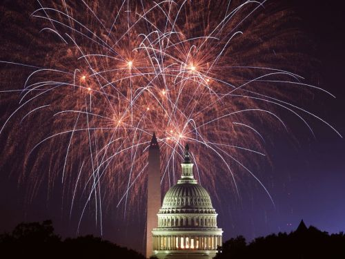 A Trump event will reportedly ruin the view of the 4th of July fireworks for many in DC