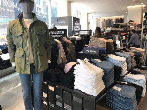 Nordstrom's new men's-only store could be one of its best weapons to defeat the department-store curse - but it may be the only one of its kind