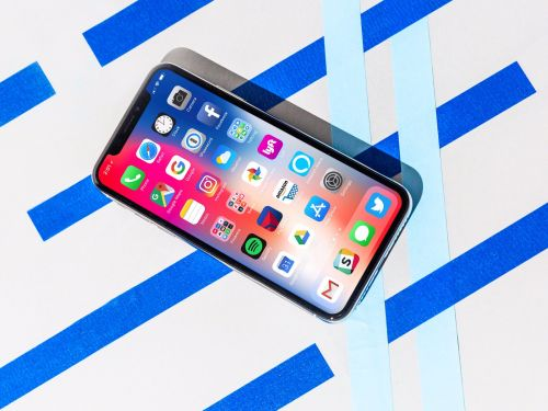 The iPhone X reportedly has the best smartphone display ever created -better than the Galaxy Note 8's
