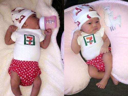 7-Eleven is giving $7,111 in college fund money to a baby born on 7/11 at 7:11 p.m