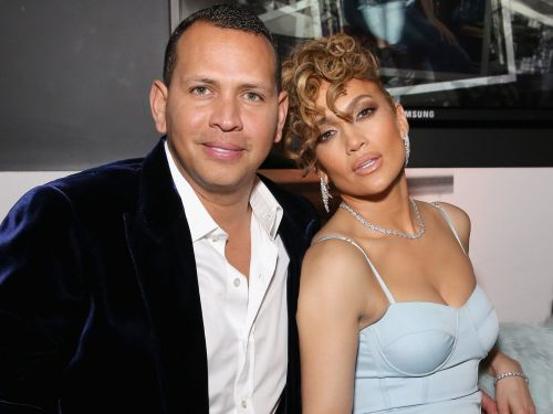 Alex Rodriguez did the most for his first Valentine's Day with Jennifer Lopez, but she had no idea he was behind it all