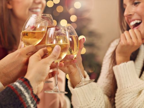 The best bottle of wine to bring to any holiday party, from Friendsgiving to your in-laws' Christmas dinner