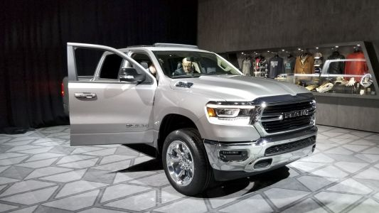 All-New 2019 Ram 1500 Steals The Show at Detroit