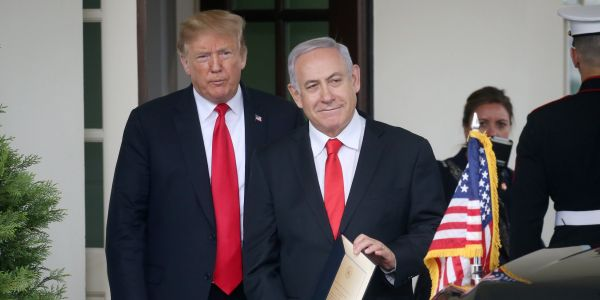 Prime Minister Benjamin Netanyahu and freshman Ilhan Omar trade barbs over the freshman Democrat's comments about Israel