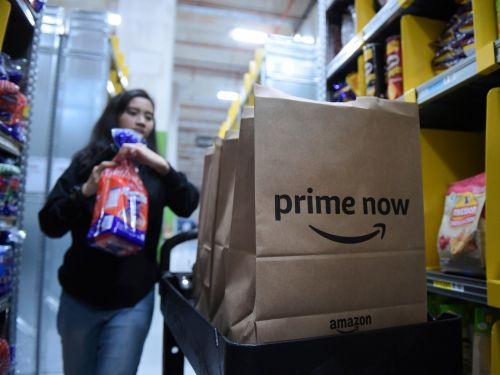 Furious Amazon customers threaten to cancel their Prime membership as website crashes on its biggest shopping day of the year