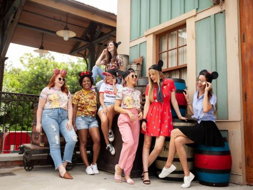 It's possible to dress comfortable for the parks and still look trendy - here's how to master Disney style during your summer vacation