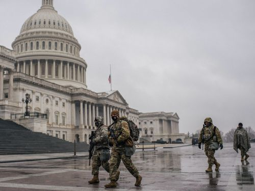 National Guard on standby in DC for March 4 - the day QAnon followers believe that Trump will become president