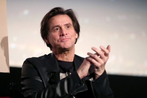 Jim Carrey posted a new drawing attacking Brett Kavanaugh and called him an 'entitled little s--'