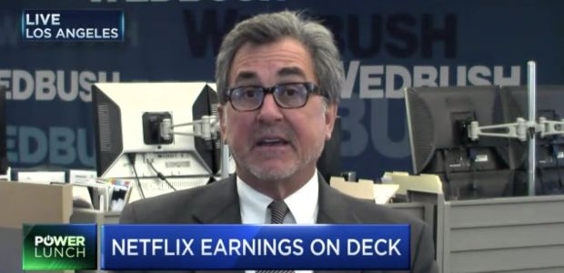 A leaked email shows a Wedbush executive urged the firm to drop Netflix coverage because its analyst's call has been wrong for years