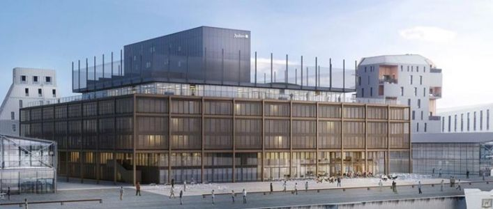 Radisson Blu Hotel Bordeaux Opens in France