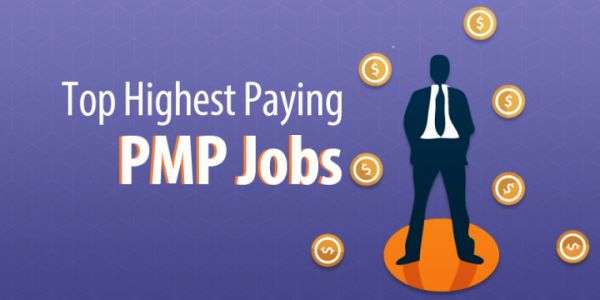 The Top 5 Highest-Paying PMP Jobs