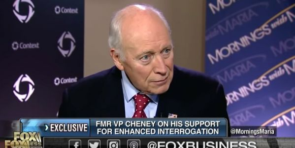'I'd do it again': Cheney says the US should resume 'enhanced interrogation' techniques