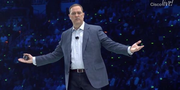 Cisco CEO says he's forbidden his sales people from using Huawei's problems to win business