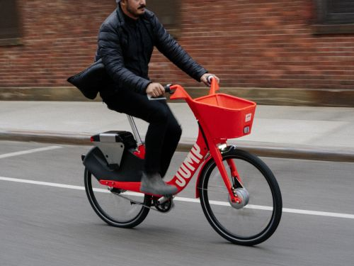 Uber just hinted it could be in serious trouble if it doesn't conquer the market for electric bikes and scooters