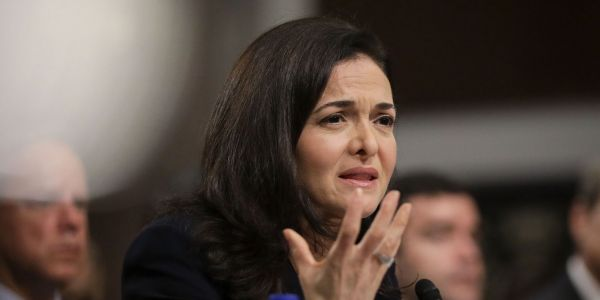Facebook investors are starting to wonder if COO Sheryl Sandberg will leave the company