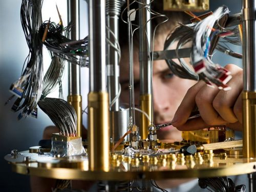 Quantum computing startup D-Wave reached a major milestone - and says it did so in a more practical way than Google