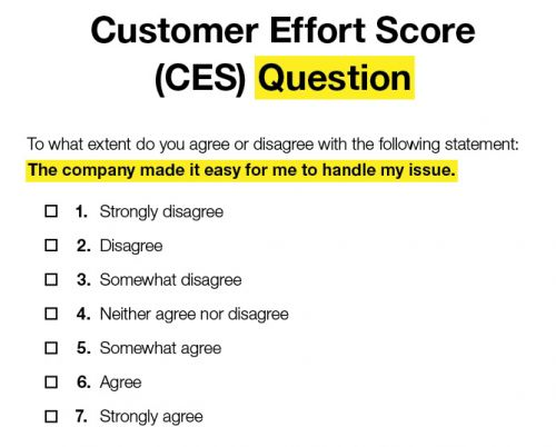 7 Ways to Improve Customer Effort Score and Encourage Retention