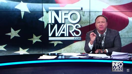 The hypocrisy of the Alex Jones purge shows Facebook is morally spineless
