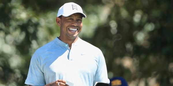 Tiger Woods is already doling out trash talk ahead of his one-on-one showdown with Phil Mickelson