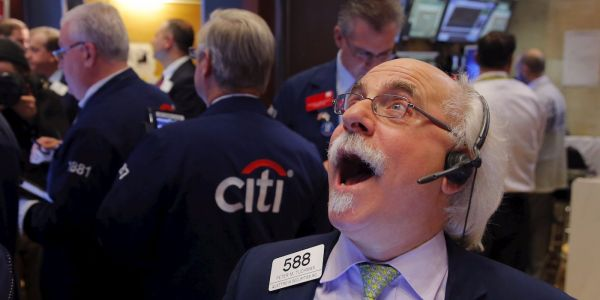 GOLDMAN SACHS: 5 stocks will see unusually large moves this earnings season - here's how to trade them