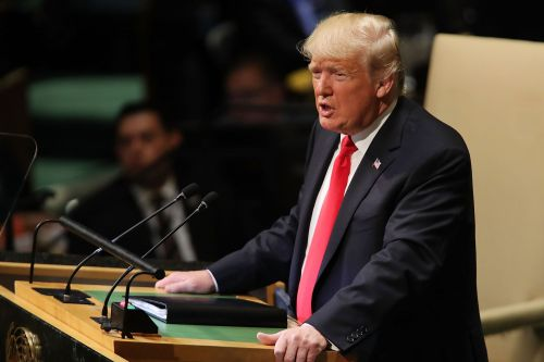 After being laughed at, Trump to double down on Iran criticism as head of UN Security Council