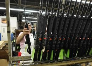 Colt suspends production of AR-15 for civilian market, citing 'excessive manufacturing capacity'