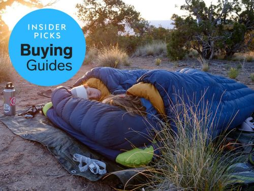 The best double sleeping bags and pads for couples
