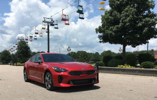 On the Road With a 2018 Kia Stinger