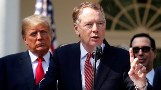 'Expect Change': Robert Lighthizer Is Trump's Hardball-Playing China Trade Negotiator