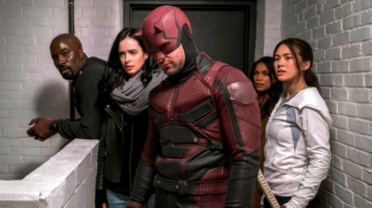 Interest in Netflix's 'Luke Cage' and 'Iron Fist' dropped dramatically over time, and its other Marvel shows could also be in trouble