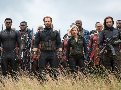 Here's what the cast of 'Avengers: Infinity War' looks like in real life