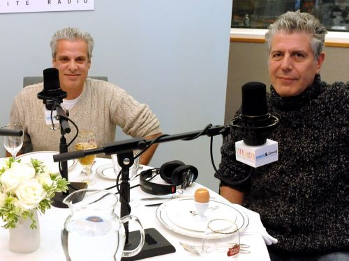 Inside the friendship between Anthony Bourdain and Eric Ripert, the famous chef who was in France with the TV host when he died