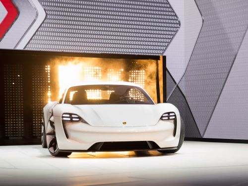 Porsche is ramping up to build its all-electric Tesla rival - here's what we know about the car