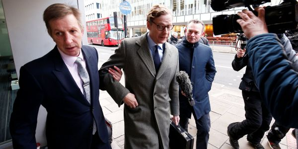 'Everyone thought we could ride this out': Inside the final months of Cambridge Analytica