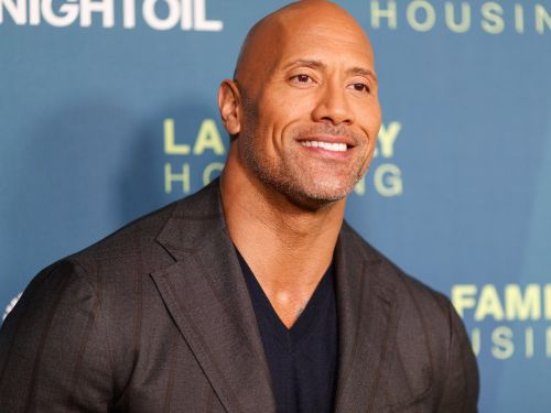 The Rock was the highest-paid actor in the history of Forbes' Celebrity 100 for this year's list