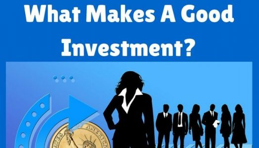 How to recognize a good investment opportunity